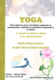 cours yoga th
